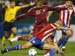 Rondón será el referente en ataque ante los colombianos