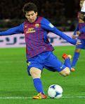 Messi marcó los dos primeros de los suyos para encarrilar la eliminatoria